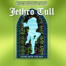 Jethro Tull: Living With The Past: Live (Release 2020), 1 CD und 1 DVD