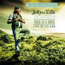 Jethro Tull's Ian Anderson: Thick As A Brick: Live In Iceland (Release 2020), 1 DVD und 2 CDs