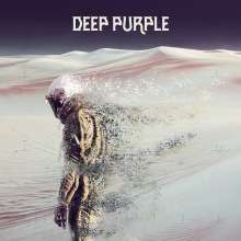 "Deep Purple: Whoosh! (Limited Edition Box Set) (T-Shirt Größe XL) (10""s = Colored Vinyl), 2 LPs, 1 CD, 1 DVD, 3 Singles 10"" und 1 T-Shirt"
