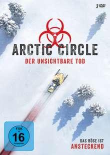 Arctic Circle - Der unsichtbare Tod, 3 DVDs