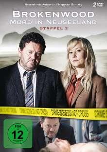 Brokenwood - Mord in Neuseeland Staffel 2, 2 DVDs