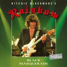 Rainbow: Black Masquerade (180g) (Limited Numbered Edition) (Light Green Vinyl), 3 LPs