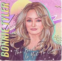 Bonnie Tyler: The Best Is Yet To Come, CD
