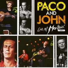 Paco De Lucia & John McLaughlin: Paco And John Live At Montreux 1987 (180g) (Limited Edition), 2 LPs