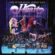 Heart: Live At The Royal Albert Hall (180g) (Limited Edition), 2 LPs