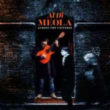 Al Di Meola (geb. 1954): Across The Universe (180g) (Limited Edition) (signiert, exklusiv für jpc!), 2 LPs