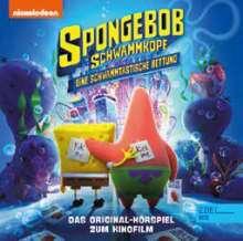 SpongeBob Schwammkopf - Eine schwammtastische Rettung, CD