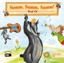 Summ, Summ, Summ - Best of, CD