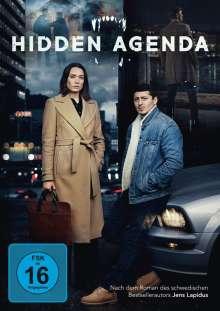 Hidden Agenda, 2 DVDs