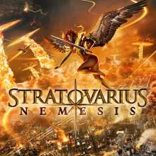 Stratovarius: Nemesis (180g) (Limited Edition) (White Vinyl), 2 LPs