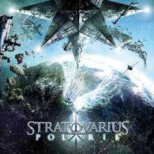 Stratovarius: Polaris (remastered) (180g) (Limited Numbered Edition) (Crystal Clear Vinyl), LP