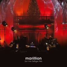 Marillion: Live From Cadogan Hall 2009 (180g) (Limited Edition) (Red Vinyl), 4 LPs