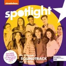 Filmmusik: Spotlight: Berlin School Of Arts (Soundtrack Deluxe Edition), CD