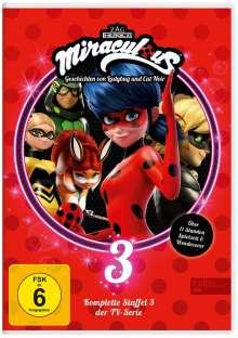 Miraculous Staffel 3, 3 DVDs