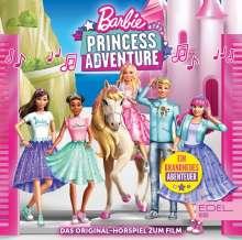 Barbie - Princess Adventure, CD