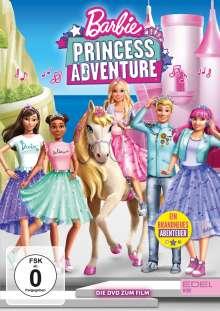 Barbie - Princess Adventure, DVD