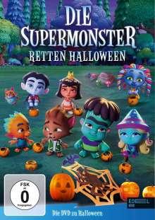 Die Supermonster retten Halloween, DVD