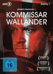 Kommissar Wallander Staffel 1, DVD