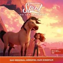 Spirit - Frei und ungezähmt, CD