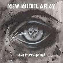 New Model Army: Carnival (Redux), CD
