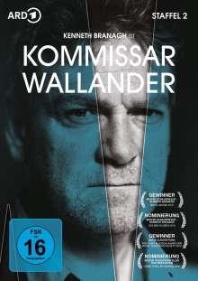 Kommissar Wallander Staffel 2, 2 DVDs