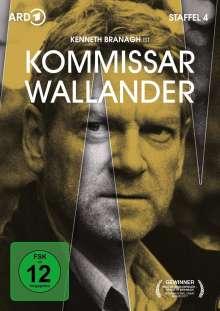 Kommissar Wallander Staffel 4 (finale Staffel), 2 DVDs