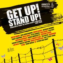 Get Up! Stand Up!: Highlights From The Human Rights Concerts 1986 - 1998, 2 CDs