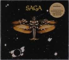 Saga: Saga, CD