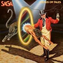 Saga: Heads Or Tales (remastered) (180g), LP