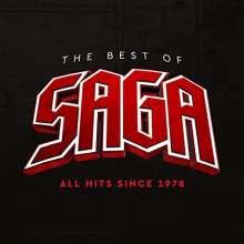 Saga: The Best Of Saga: All Hits Since 1978, 2 CDs