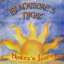 Blackmore's Night: Nature's Light (180g) (Limited Edition) (Yellow Vinyl), LP