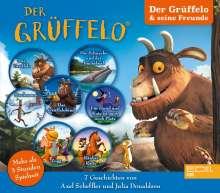 Der Grüffelo & seine Freunde, 3 CDs