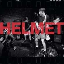 Helmet: Live and Rare (CD Digisleeve), CD