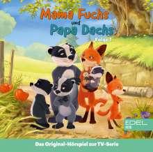 Mama Fuchs und Papa Dachs (01) Rosie und Matteo halten zusammen, CD