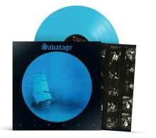 Savatage: Sirens (180g) (Limited Edition) (Turquoise Vinyl), LP