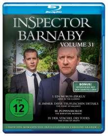 Inspector Barnaby Vol. 31 (Blu-ray), 2 Blu-ray Discs