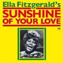 Ella Fitzgerald (1917-1996): Sunshine Of Your Love, CD