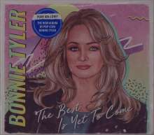 Bonnie Tyler: The Best Is Yet To Come (Digipack), CD