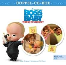 Boss Baby - Folge 1 und 2, 2 CDs