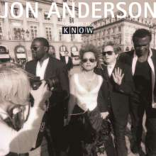 Jon Anderson: The More You Know, CD