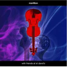 Marillion: With Friends At St David's (180g), 3 LPs