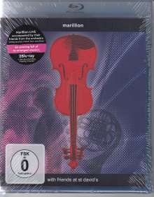 Marillion: With Friends At St David's, 2 Blu-ray Discs