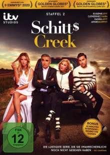 Schitt's Creek Staffel 2, 2 DVDs