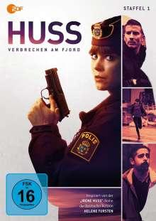 Huss - Verbrechen am Fjord Staffel 1, 3 DVDs