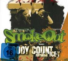 Body Count: The Smoke Out Festival, 1 CD und 1 DVD