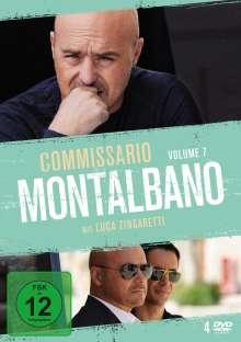 Commissario Montalbano Vol. 7, 4 DVDs