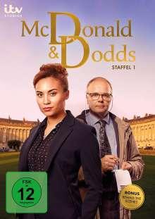 McDonald & Dodds Staffel 1, DVD