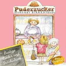 Puderzucker, CD