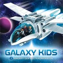 Angriff der Weltraumpiraten, CD