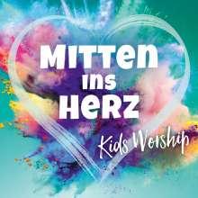 Kathrin D. Weber: Mitten ins Herz, CD